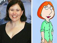 Alex Borstein, Family Guy