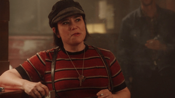 Alex Borstein (The Marvelous Mrs. Maisel)