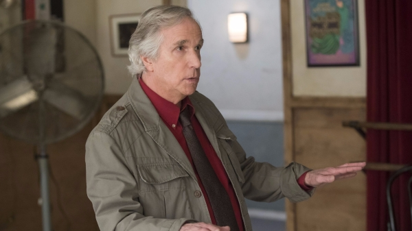Henry Winkler (Barry)
