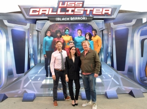 U.S.S. Callister Mutato Building Event