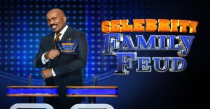 Celebrity Family Fued